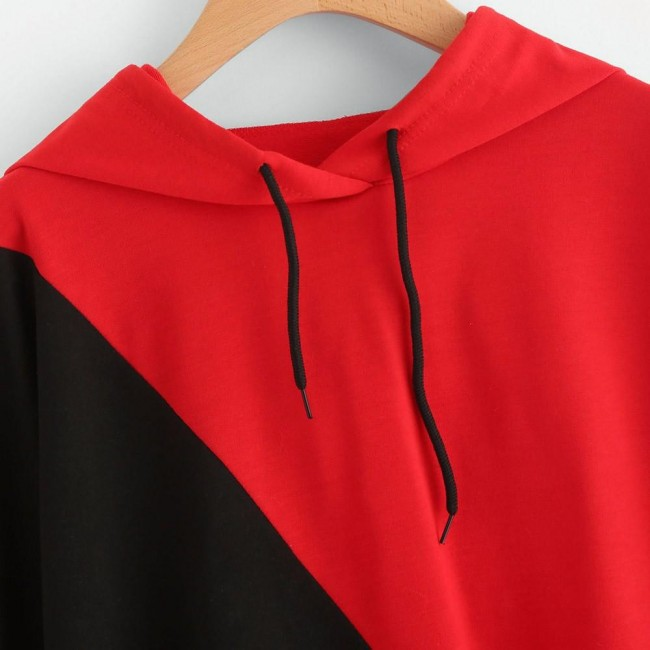Red-Black sweatShirt